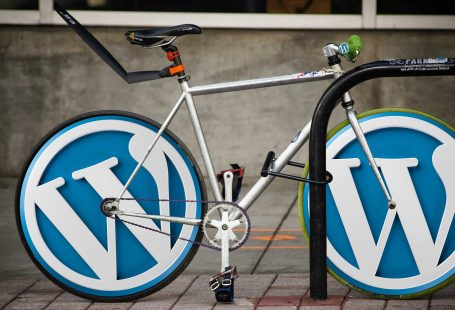 wordpress is as simple as riding a bike